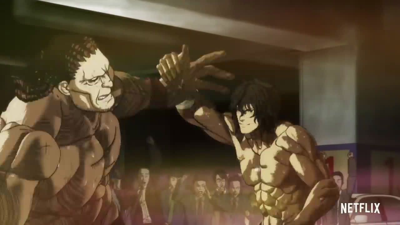 ▷ Netflix Kengan Ashura | Teaser [HD] Ad Commercial on TV 2019 | Aesthetic  anime, Anime images, Anime