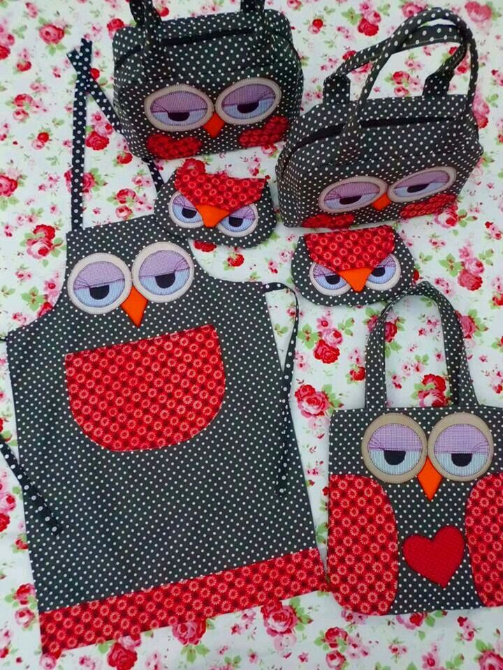 Bolsas | handbags | Pinterest | Eule, Lustige eulen und Nähideen