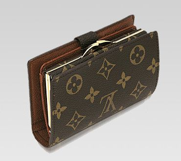 Louis Vuitton French Wallet Monique Adams