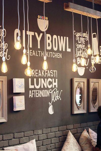 City Bowl Health Kitchen | Crush Magazine #kitchencrushes