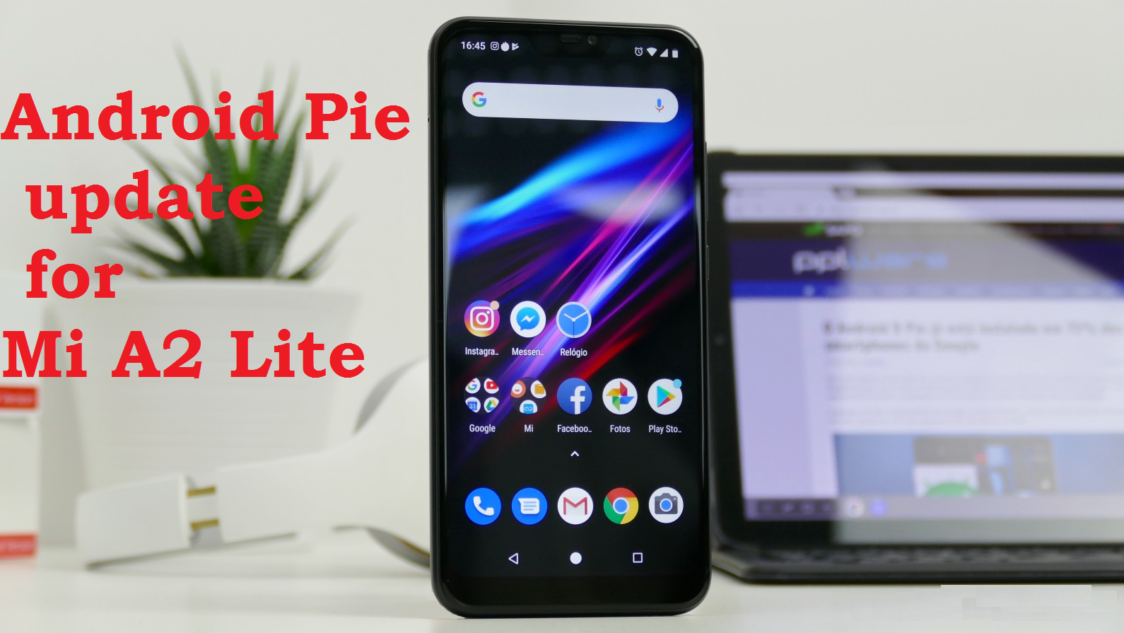 Guide To Install Stable Android Pie Update For Mi A2 Lite