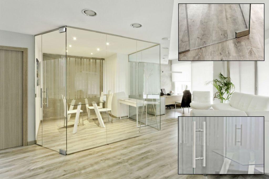 Cerramiento sala de reuniones new office ideas en 2019 for Despachos de diseno de interiores df