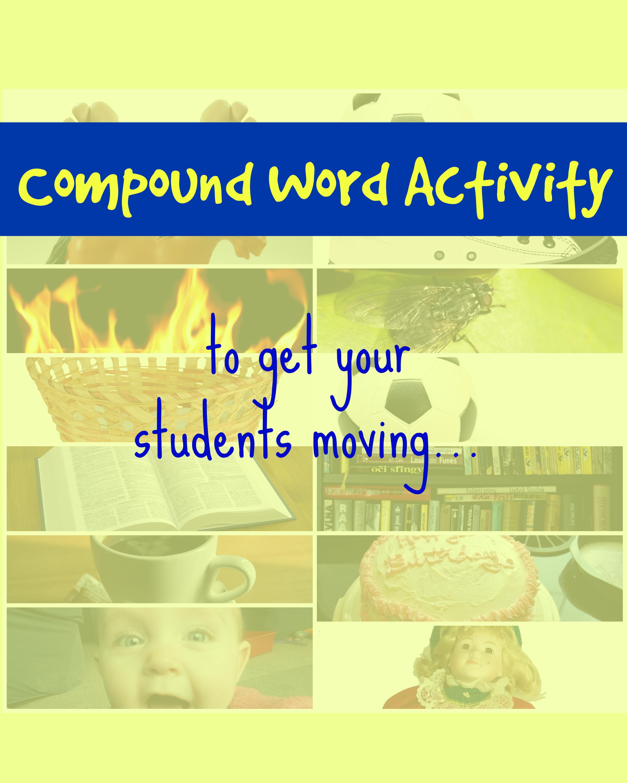 Compound Words Activities