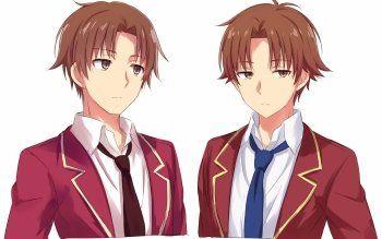 Ayanokouji Kiyotaka Youkoso Jitsuryoku Shijou Shugi No Kyoushitsu E Classroom Of The Elite Anime Classroom Anime Slayer Anime