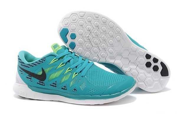 Nike free · Sale Nike Free 5.0 V3 Mens Fluorescent Green Black Running  Trainers
