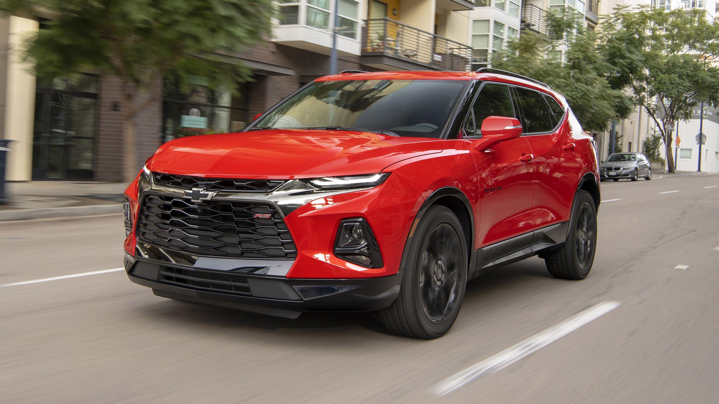 2020 Chevy Trailblazer Ss Release Date