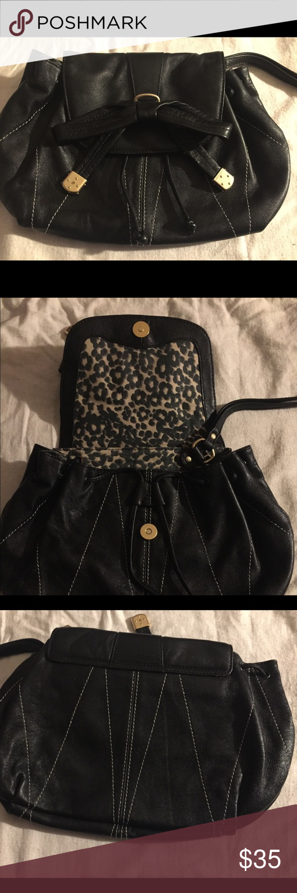 See By Chloe Linia Leather Clutch See By Chloe Leather Clutch/Wristlet. In good used condition.  Let me know if you have any questions!