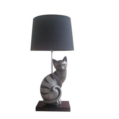 Katt 55Cm Bordlampa - Texa Design