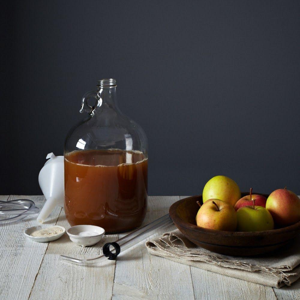 DIY Hard Cider Kit Hard cider, Hard apple cider, Gluten