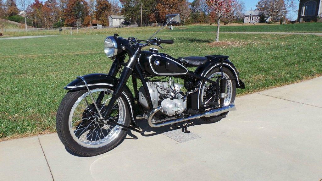 1950 bmw r51/2   a bmw motorcycles   pinterest   bmw, bmw