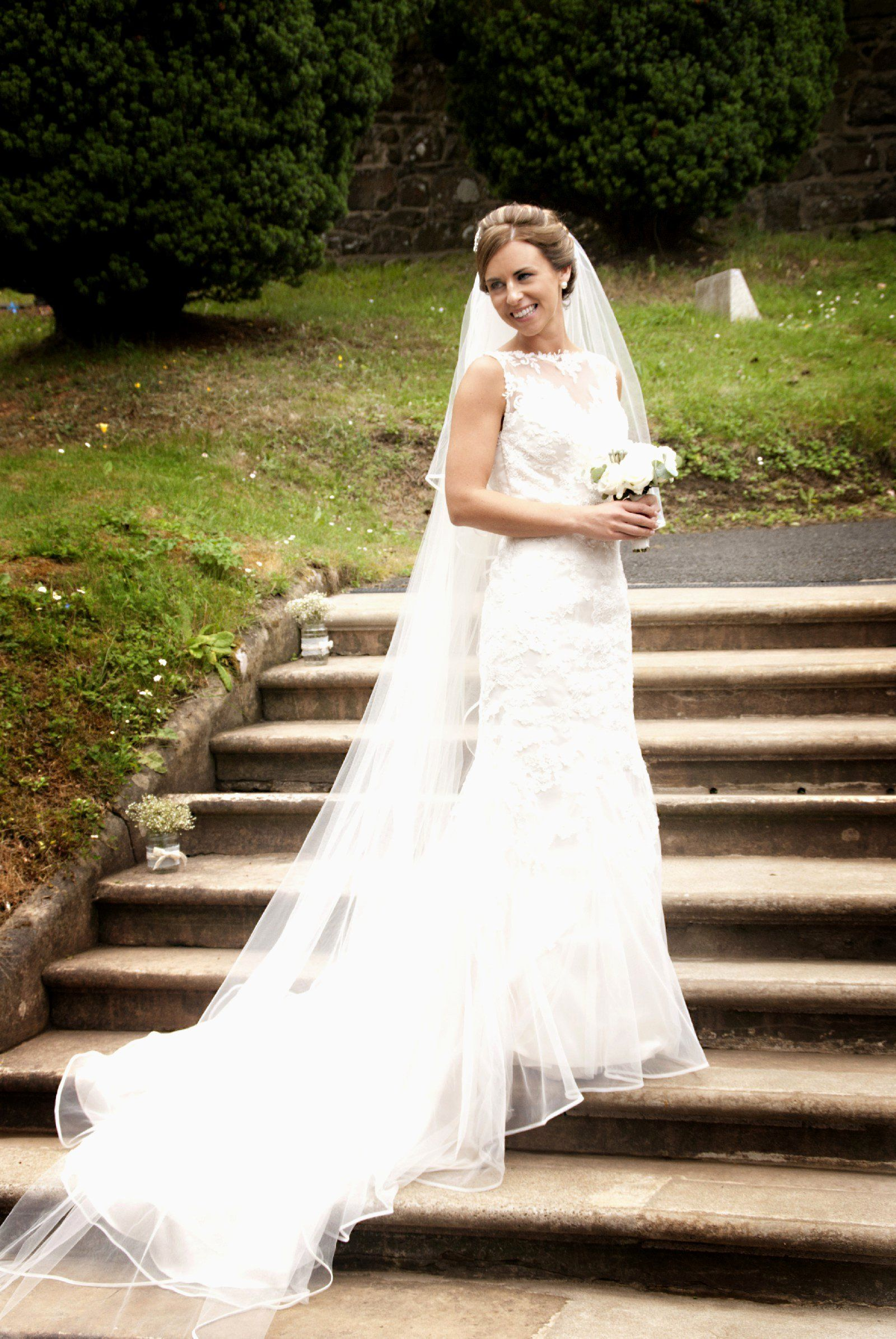 Mermaid Wedding Dress with Detachable Train Best Of Stella