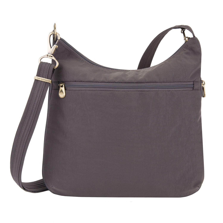 b7613c0852 Travelon Anti-Theft Signature Quilted Expansion Crossbody Bag #Theft, # Signature, #Travelon, #Anti