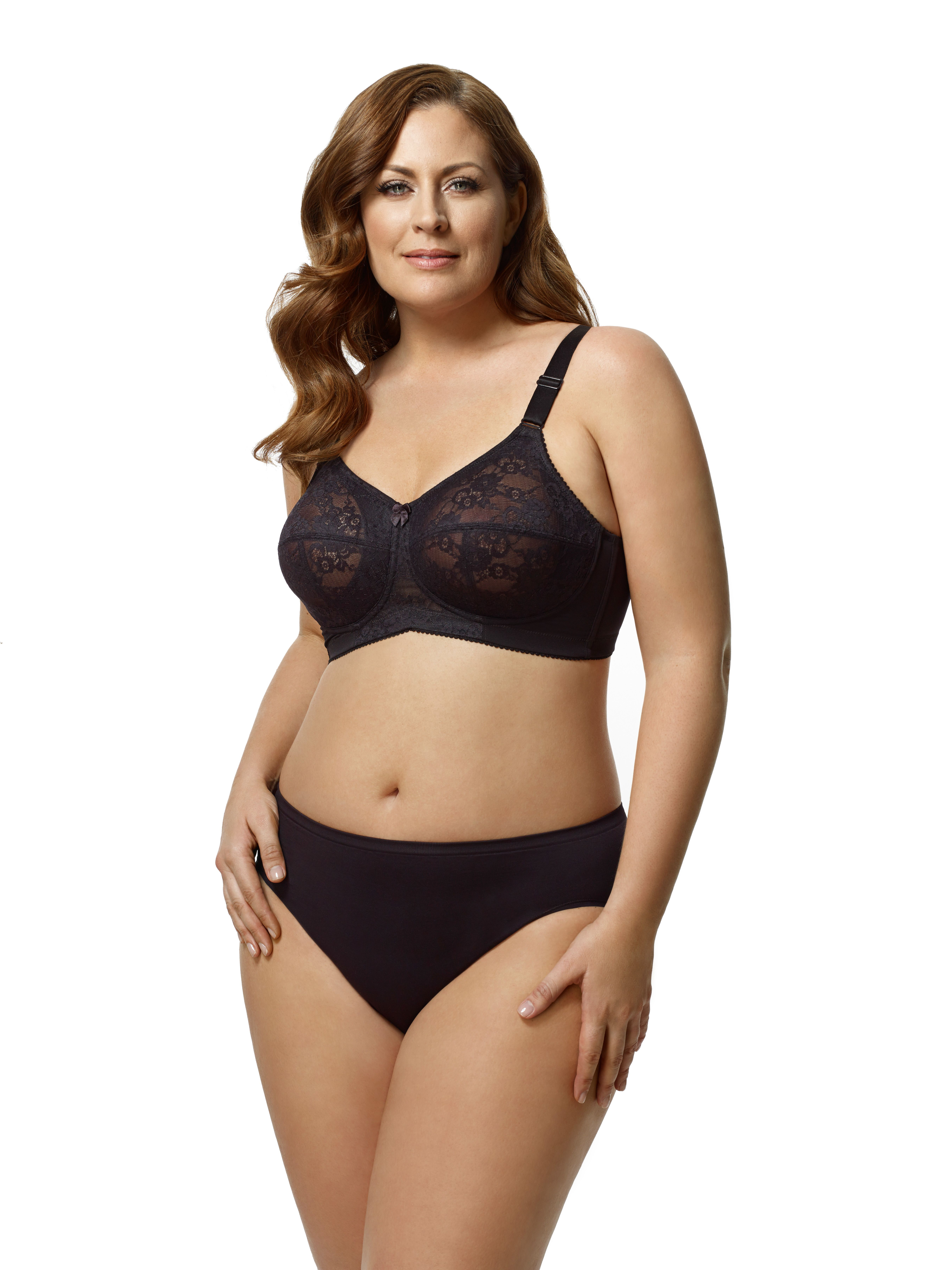 4ef535b097c Lace Softcup in Black