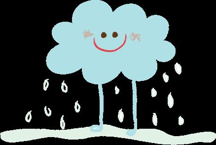 Design By Bora C Deborah Van De Leijgraaf Cloud Illustration Rain Design Illustration Design