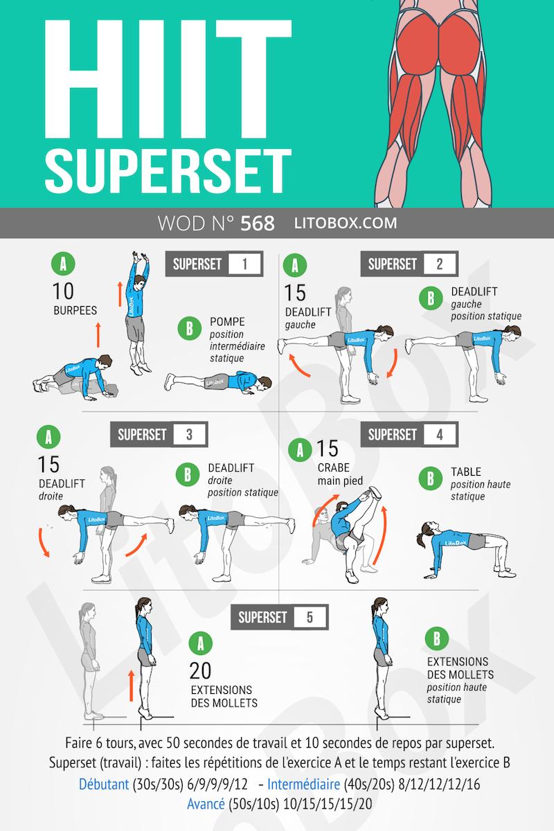 Hiit Superset Epaules Musculation Programme Musculation Maison Exercices De Musculation Pour Hommes
