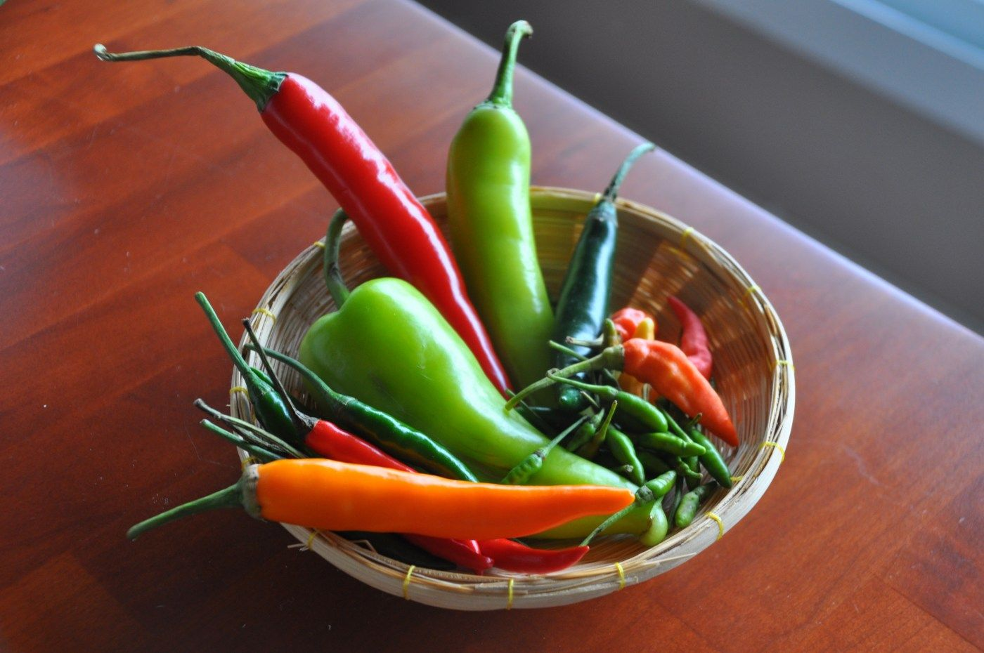 Hot Stuff What Are The Different Thai Chilies? Thai