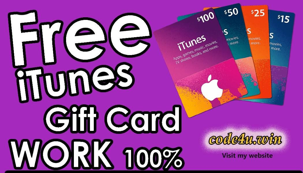 How To Make 500 From Itunes Itunes Gift Cards Free Itunes Gift