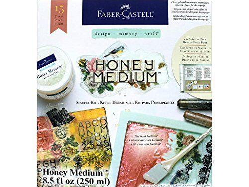faber castell fbr770504t honey resin starter kit faber ca
