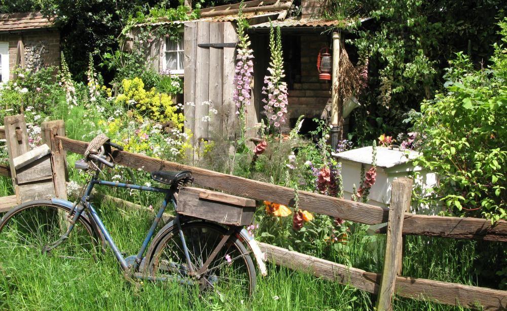 Bauerngarten Anlegen, Gestalten und Bepflanzen Bauerngarten