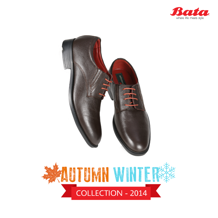 Formal Shoes by Ambassador A.C-825-4009 (Rs.2999)