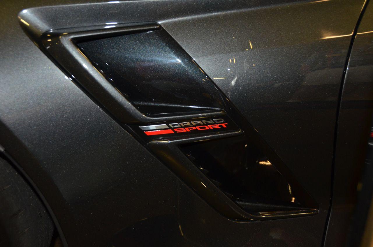2017 Corvette Grand Sport Heritage Package Watkins Glen