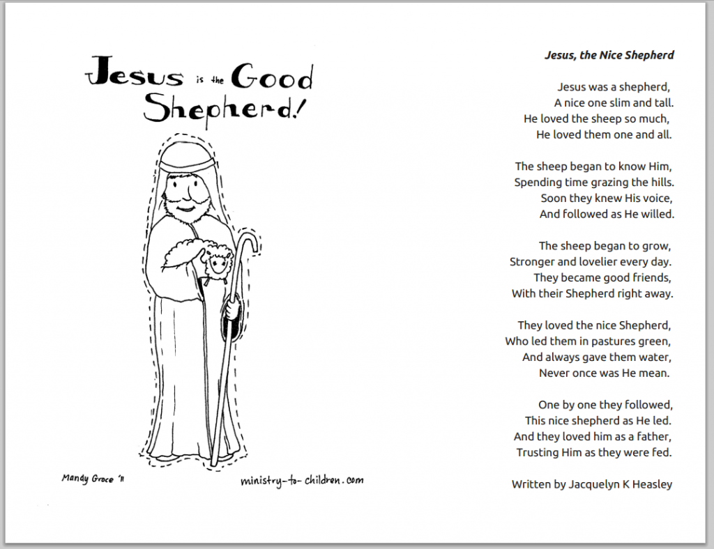 Orthodox poems for children 46
