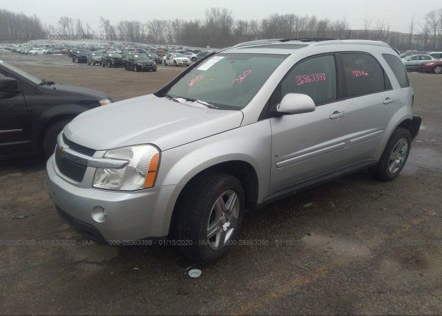 Salvage Chevrolet Cars Auction In 2020 Chevrolet Equinox