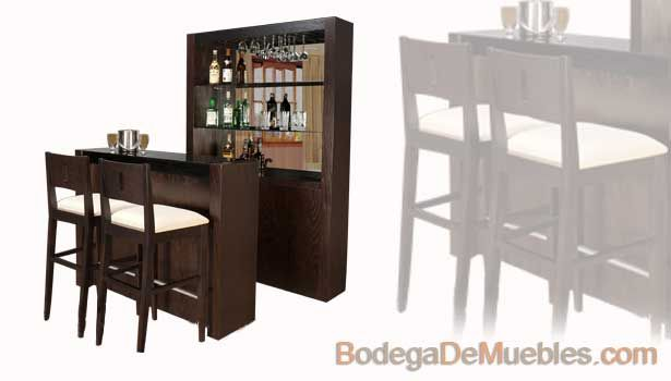 Mini bar minimalista buscar con google bares bars for Mini casa minimalista