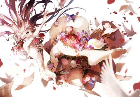 nine point eight 私期 のイラスト pixiv arte de videojuegos arte personajes