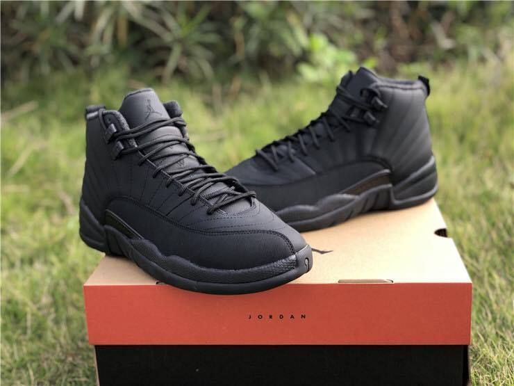 81372e7b39b Nike Air Jordan 12 Retro WNTR Winterized XII Black Men Size 8.5 Men   fashion  clothing  shoes  accessories  mensshoes  athleticshoes (ebay link)