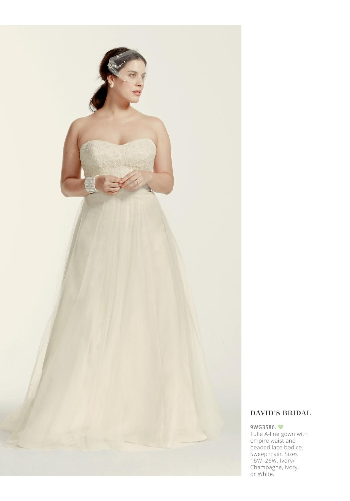 Maternity wedding dresses david's bridal  Davidus Bridal Online Catalog  Wedding Ideas  Pinterest  Weddings