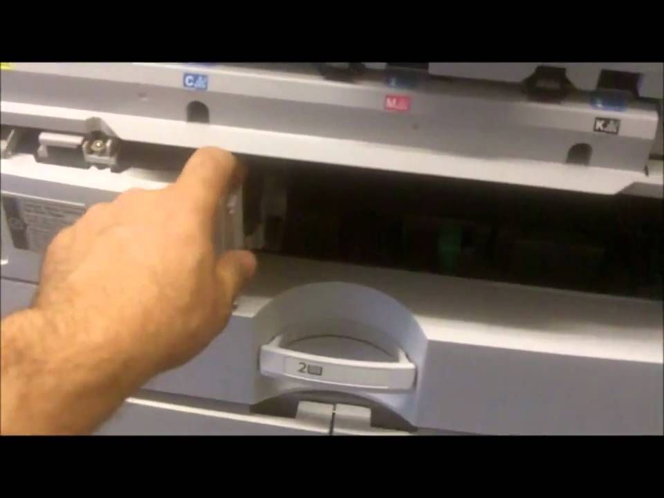 How To Replace Ricoh Aficio Mpc2500 Waste Toner Bottle Ricoh Mp C2500 Toner Mpc2500 Toner E Book