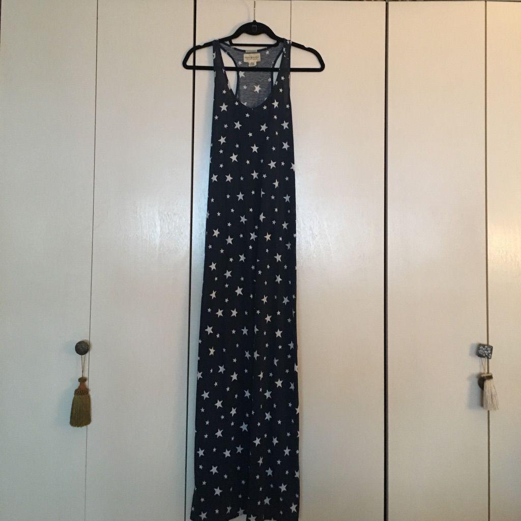 Denim &Supply Ralph Lauren T Back Tank Maxi Dress