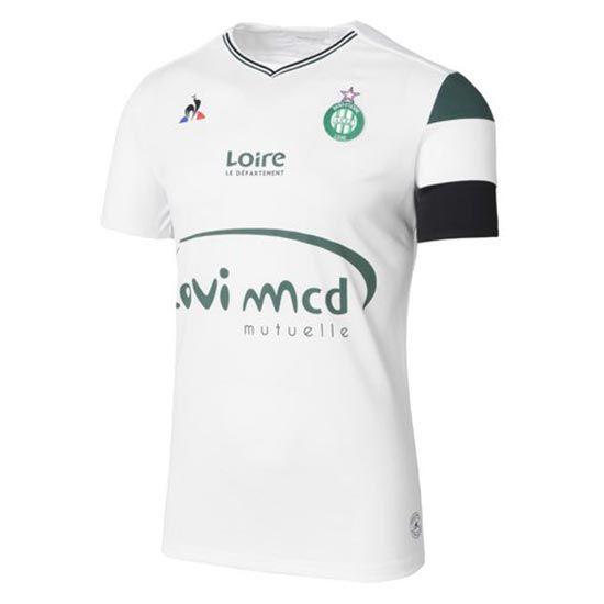 d48cf5a9f6e92 Camisas do Saint-Étienne 2017-2018 Le Coq Sportif