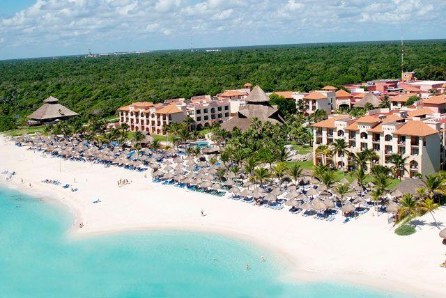 Sandos Playacar Beach Resort And Spa