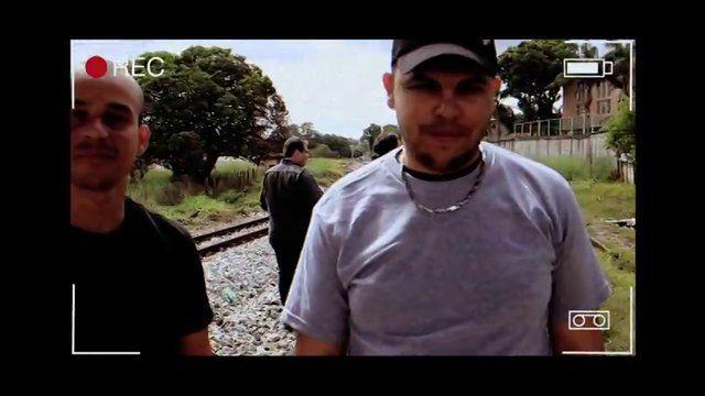 MAKING OFF DO NOSSO VIDEO CLIPE PELO VOZES DO MORRO... DEU ATÉ SAUDADE AGORA