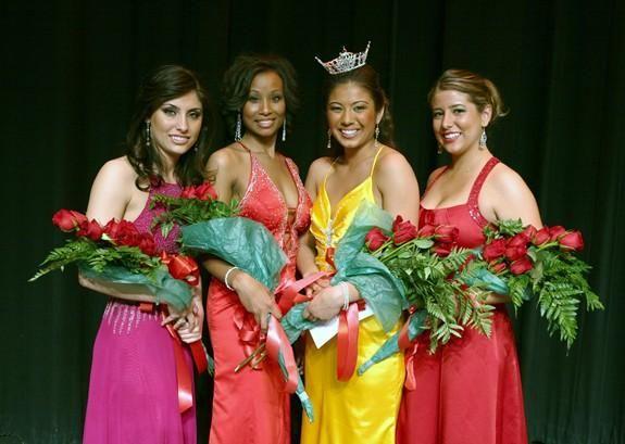 Miss #Anaheim 2007 court of honor #MissCalifornia #MissAmerica #MissAnaheim