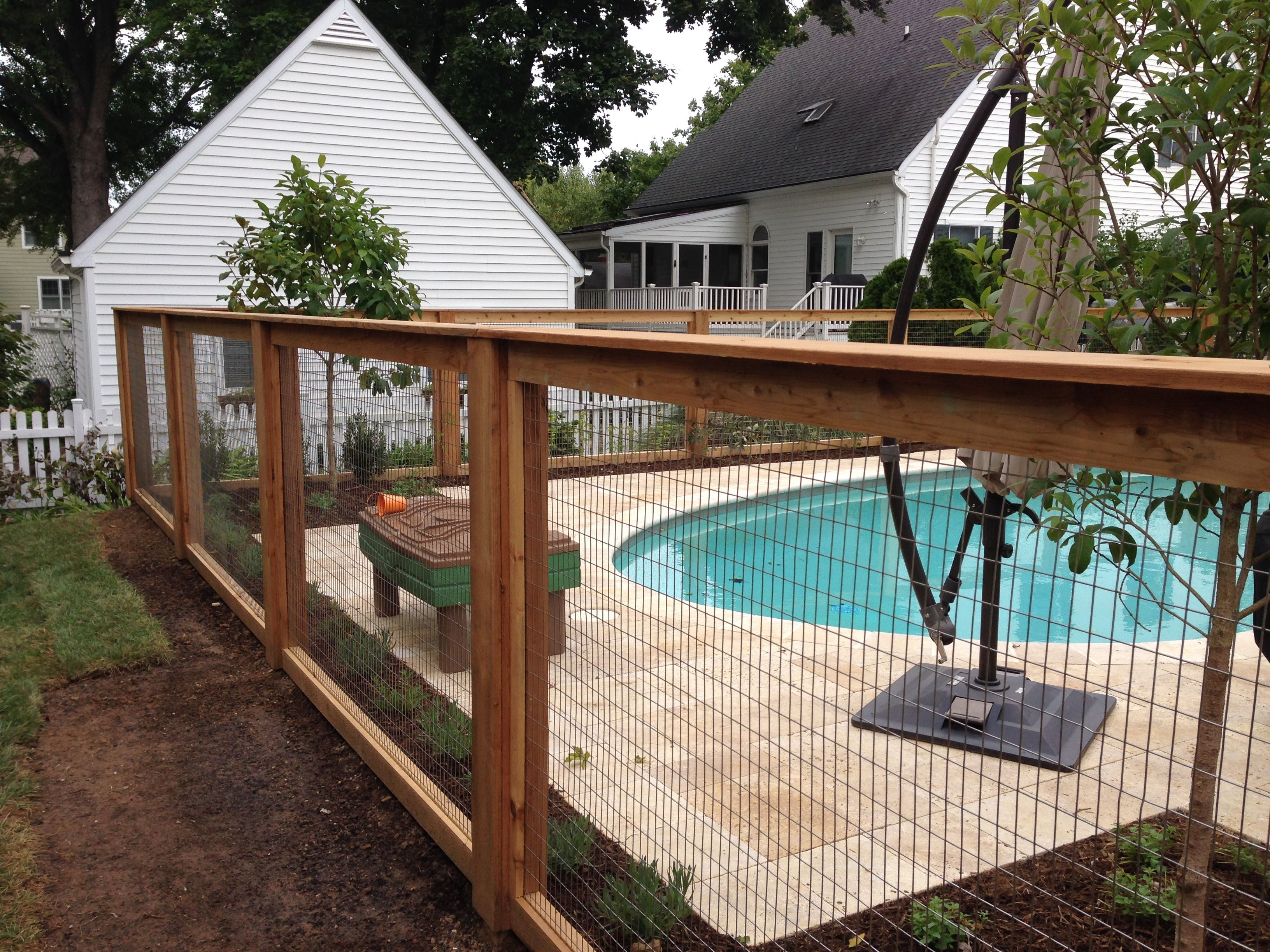 Pin By Fence Deck Connection On Pool Fencing Pool Fence Outdoor Decor Outdoor