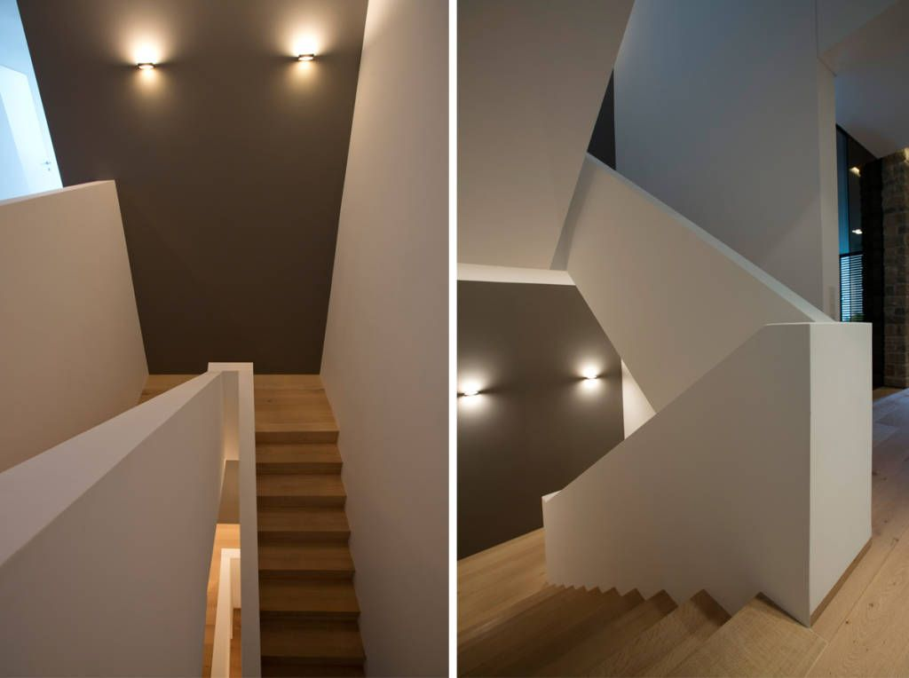 Wohnideen, Interior Design, Einrichtungsideen \ Bilder - holz treppe design atmos studio