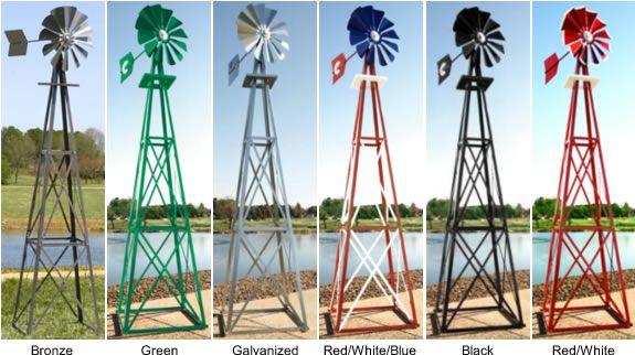 Backyard Windmills Decorative Windmills Garden Windmill