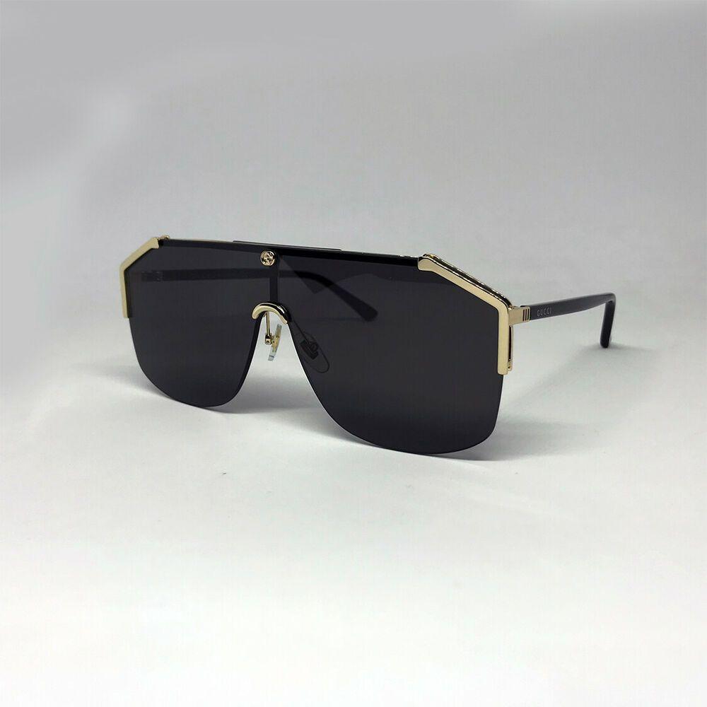 cbabe1309c NEW GUCCI GG0291S 001 Gold Black Gray Sunglasses Eyewear Women Men #fashion  #clothing #shoes #accessories #womensaccessories ...