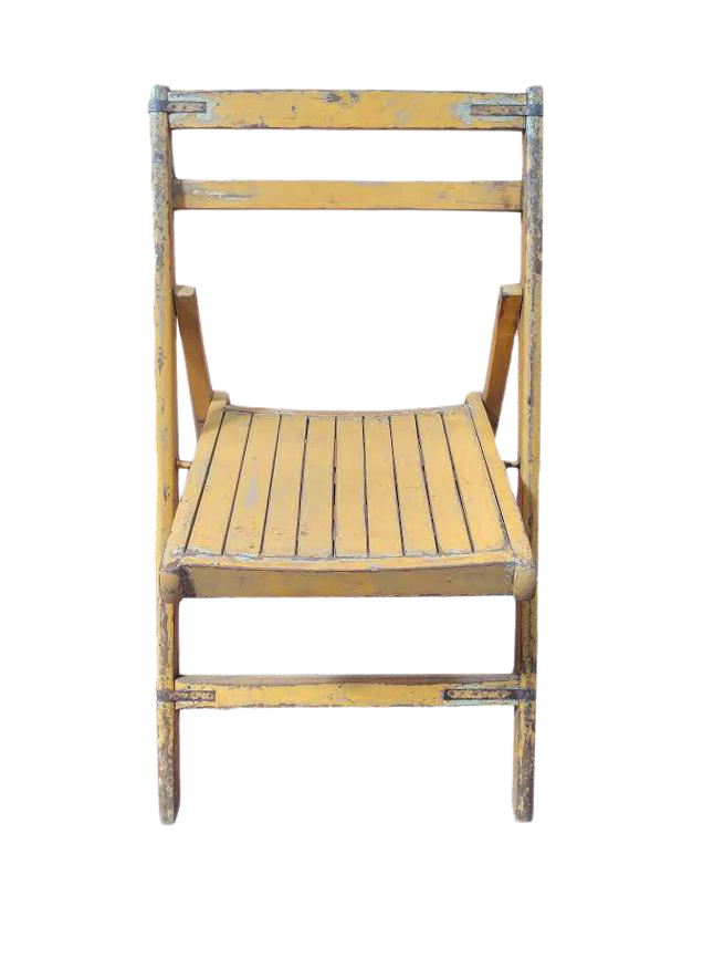 Astounding Vintage Wooden Folding Chair Vintage Seatings Wooden Beatyapartments Chair Design Images Beatyapartmentscom