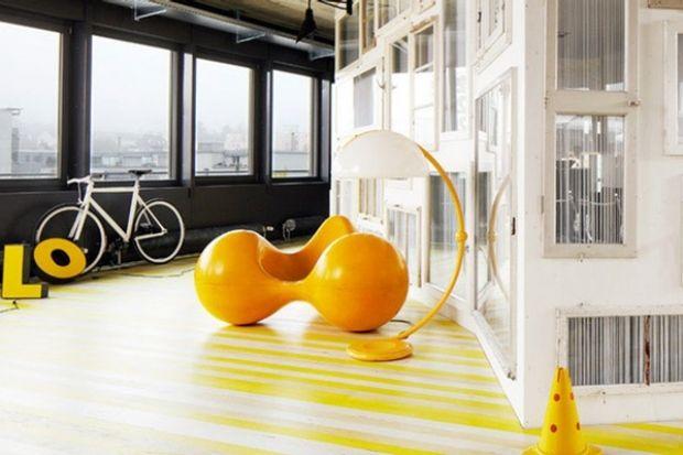 12 Patterned Floors | California Home + Design - Game Room ...