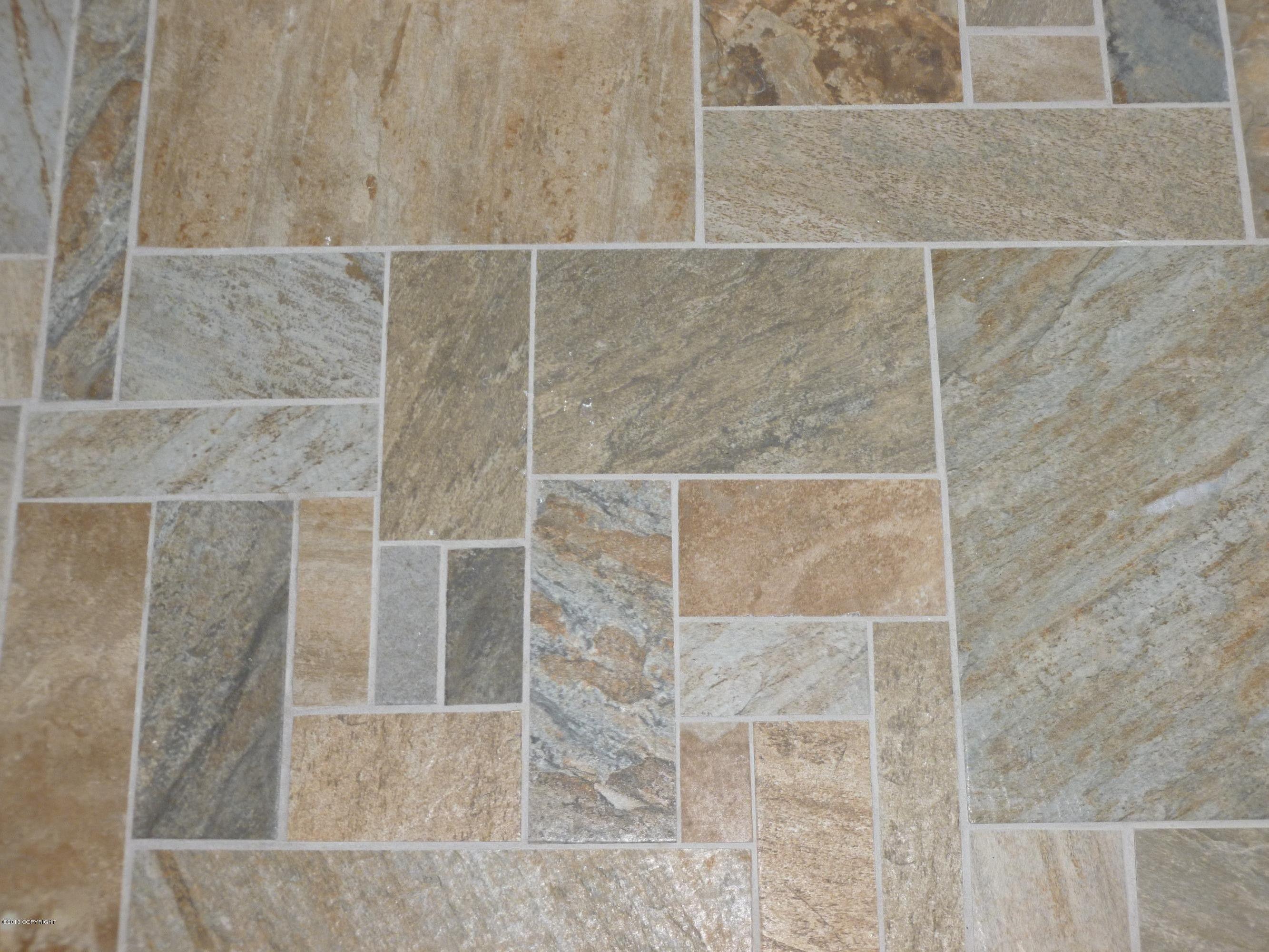 Ideas Featured How Tiles Tile Floor Slate Flooring For Kitchen