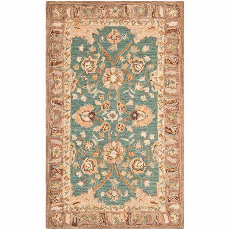 Safavieh Anatolia Sharon Hand-Tufted Wool Area Rug, Beige