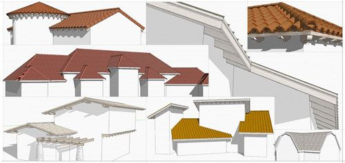The 10 Best Sketchup Plugins In 2015 Roof Design Roof Construction Roof Architecture