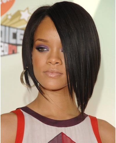 Rihanna Hairstyles Interesting 20 Rihanna Hairstyles  Celebrity Hairstyles With Pictures