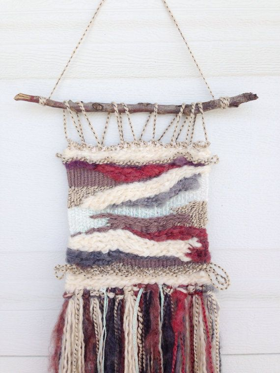 Woven Wall Hanging // The Logan by ProjectWildflower on Etsy ‪#‎etsy‬ ‪#‎etsyshop‬ ‪#‎shop‬ ‪#‎etsyseller‬ ‪#‎shopsmall‬ ‪#‎handmade‬ ‪#‎woven‬ ‪#‎weave‬ ‪#‎wallart‬ ‪#‎art‬ ‪#‎artist‬ ‪#‎design‬ ‪#‎wool‬ ‪#‎yarn‬ ‪#‎knot‬ ‪#‎cotton‬ ‪#‎walnut‬ ‪#‎branch‬ ‪#‎interiordesign‬ ‪#‎decor‬ ‪#‎homedecor‬ ‪#‎home‬ ‪#‎crafts‬ ‪#‎artsandcrafts‬ ‪#‎love‬ ‪#‎gift‬ ‪#‎etsynch‬ ‪#‎projectwildflower‬