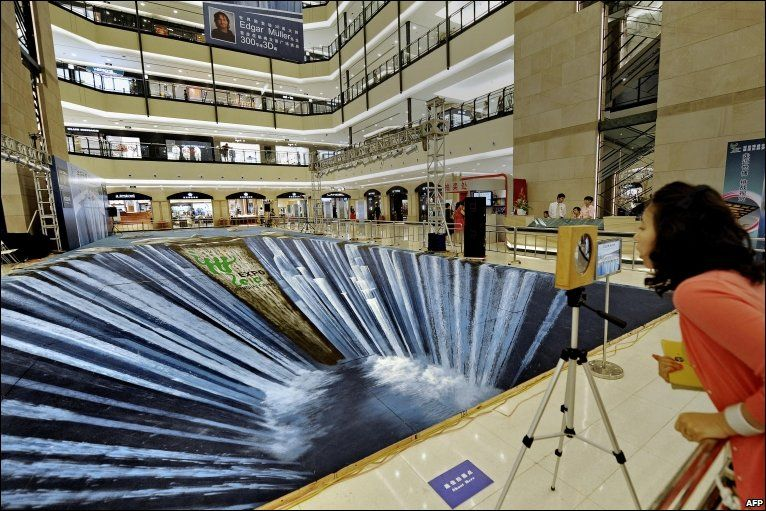 3d painting floor creative paintings 3d epoxy flooring for Floor 3d painting