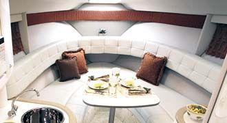 Boat Interior Design walkaround interior | boats | pinterest | boating